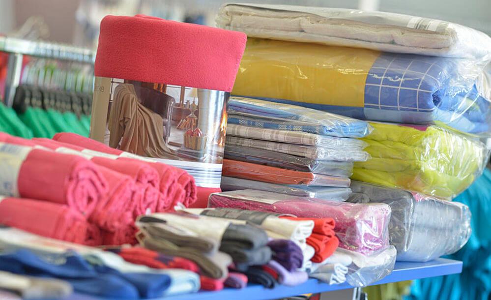 Striebel Textil - Nové zboží a zbytkové položky a dětské oblečení